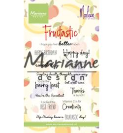 Marianne D Stempel CS1031 - Marleen's Fruitastic