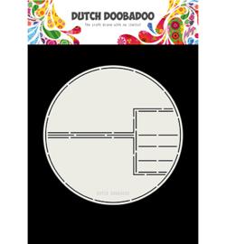 Dutch Doobadoo - 470.713.823 - DDBD Card Art Schommelkaart