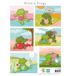 Marianne D Knipvel AK0084 - Eline's Frogs