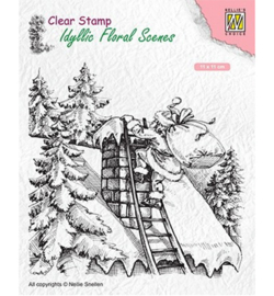 Nellie`s Choice IFS018 - Santa Claus at work