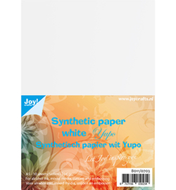 Joy! Crafts - 8011/0703 - Synthetisch Papier Yupo
