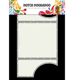 Dutch Doobadoo - 470713330 - Card art Circle