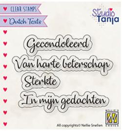 Nellie`s Choice - DTCS029 - Dutch texts, Gecondoleerd etc.