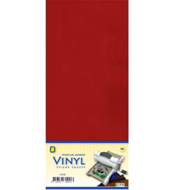 Vinyl sheets - 3.0542 - Mirror Vinyl, Red