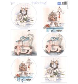 Marianne D Knipvel MB0176 - Mattie's mooiste: Brocante