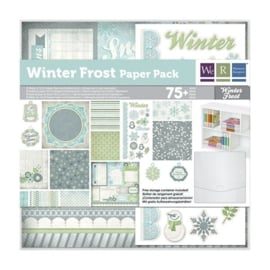 We R Memory Keepers Winter Frost Paper Pack