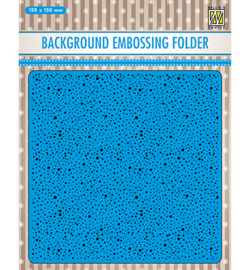 Nellie`s Choice - EEB030 - Background Embossing Folders -dots-