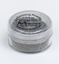 Embossing powder - Vintage Grey