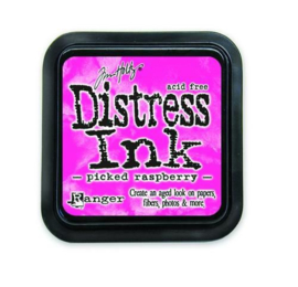 Ranger Distress Inks pad - picked raspberry TIM34995 Tim Holtz