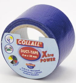 Collall - COLTT38 01 - Duct-Tape blauw