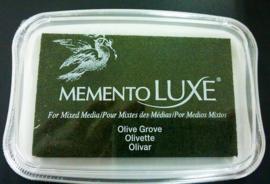 Memento inktkussen De Luxe Olive Grove ML-000-708