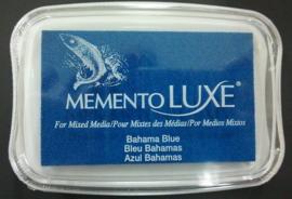 Memento inktkussen De Luxe Bahama Blue ML-000-601
