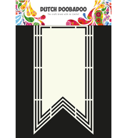 Dutch Doobadoo Shape Art XL FLag