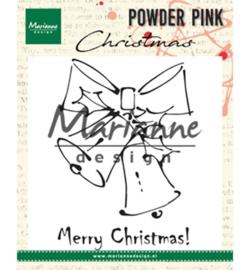 Marianne D Stempel PP2810 - Merry Christmas bells