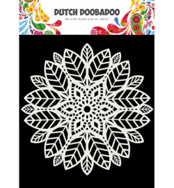 Dutch Doobadoo - 470.715.622 - Mask Art Mandala leaves