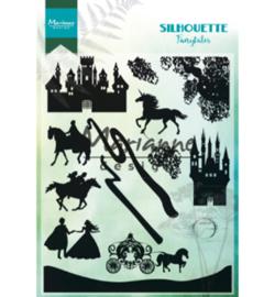 Marianne D CS1020 - Silhouette Fairytales