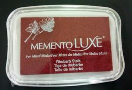 Memento inktkussen De Luxe Rhubarb Stalk ML-000-301