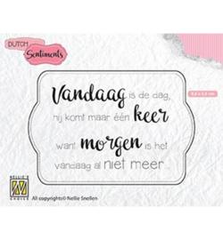 Nellie's Choice - SENC011 - Vandaag is de dag…..