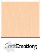 CraftEmotions linnenkarton toscane 30,5x30,5cm