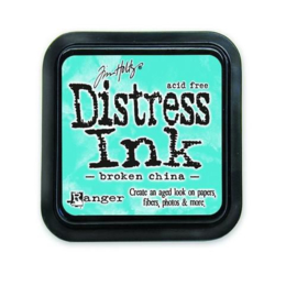 Ranger Distress Inks pad - broken china stamp pad TIM21414 Tim Holtz