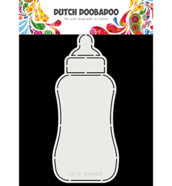 Dutch Doobadoo - 470713755 - Card Art Baby Bottle