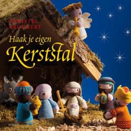 Forte Boek - Haak je eigen kerststal Krukkert