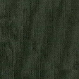"Bazzill canvas 12x12"" Cinder"