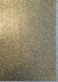 EVA Foam GLITTER 22x30 cm goud