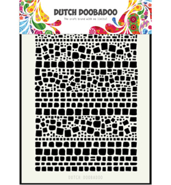 Dutch Doobadoo - 470715128 - Mask Art Squares