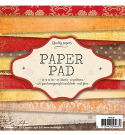 Paperpad Studio Light - PPSL25