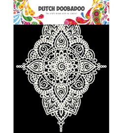 Dutch Doobadoo - 470.715.172 - Dutch Mask Art Diamond-shaped