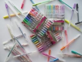 Pennen - Gel/Glitter/Metallic