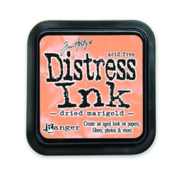 Ranger Distress Inks pad - dried marigold stamp pad TIM21438 Tim Holtz