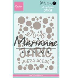 Marianne D KJ1729 - Karin's Er is er een jarig