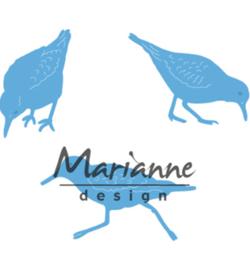 Marianne D Creatables LR0596 - Tiny's sand pipers