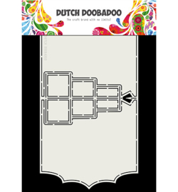 Dutch Doobadoo - 470.713.835 - Card Art Present