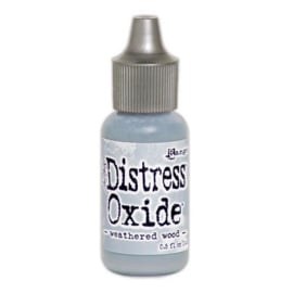 Ranger Distress Oxide Re- Inker 14 ml - Weathered Wood TDR57437 Tim Holtz