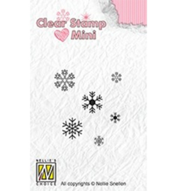 Nellie`s Choice MAFS011 - Snowflakes