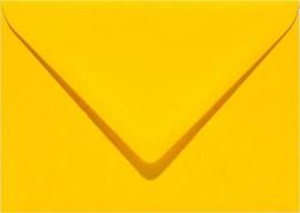Papicolor Envelop C6 dottergeel 105gr-CV 6 st 302910 - 114x162 mm