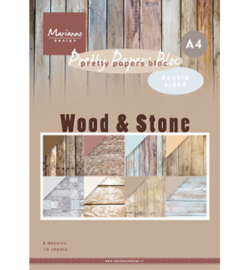 Marianne D Paper PK9170 - Wood Stone