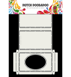 Dutch Doobadoo - 470713053 - Box Art oval window