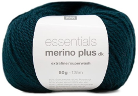 Rico Design - Essentials Merino Plus dk 010 Petrol