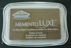 Memento inktkussen De Luxe Toffee Crunch ML-000-805