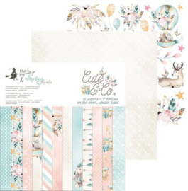 Piatek13 - Paper pad Cute & Co. 12 P13-225 12x12