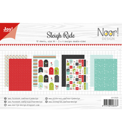 Noor! Design - 6011/0633 - Sleigh Ride