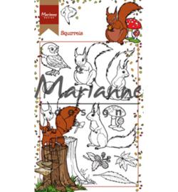 Marianne D Stempel HT1637 - Hetty's squirrels