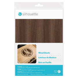 Wood Paper Sheets