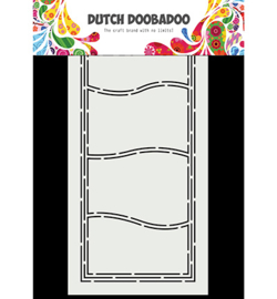 Dutch Doobadoo - 470.713.860 - Card Art Slimline Waves
