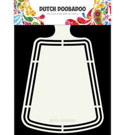 Dutch Doobadoo - 470713167 - Shape Art Cheese Board