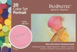 PanPastel set 20 Portrait